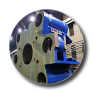 Extrusion-Forging Equipment for metal processing
