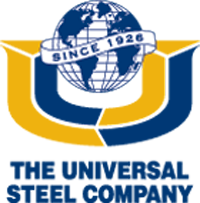 The Universal Steel Company logo