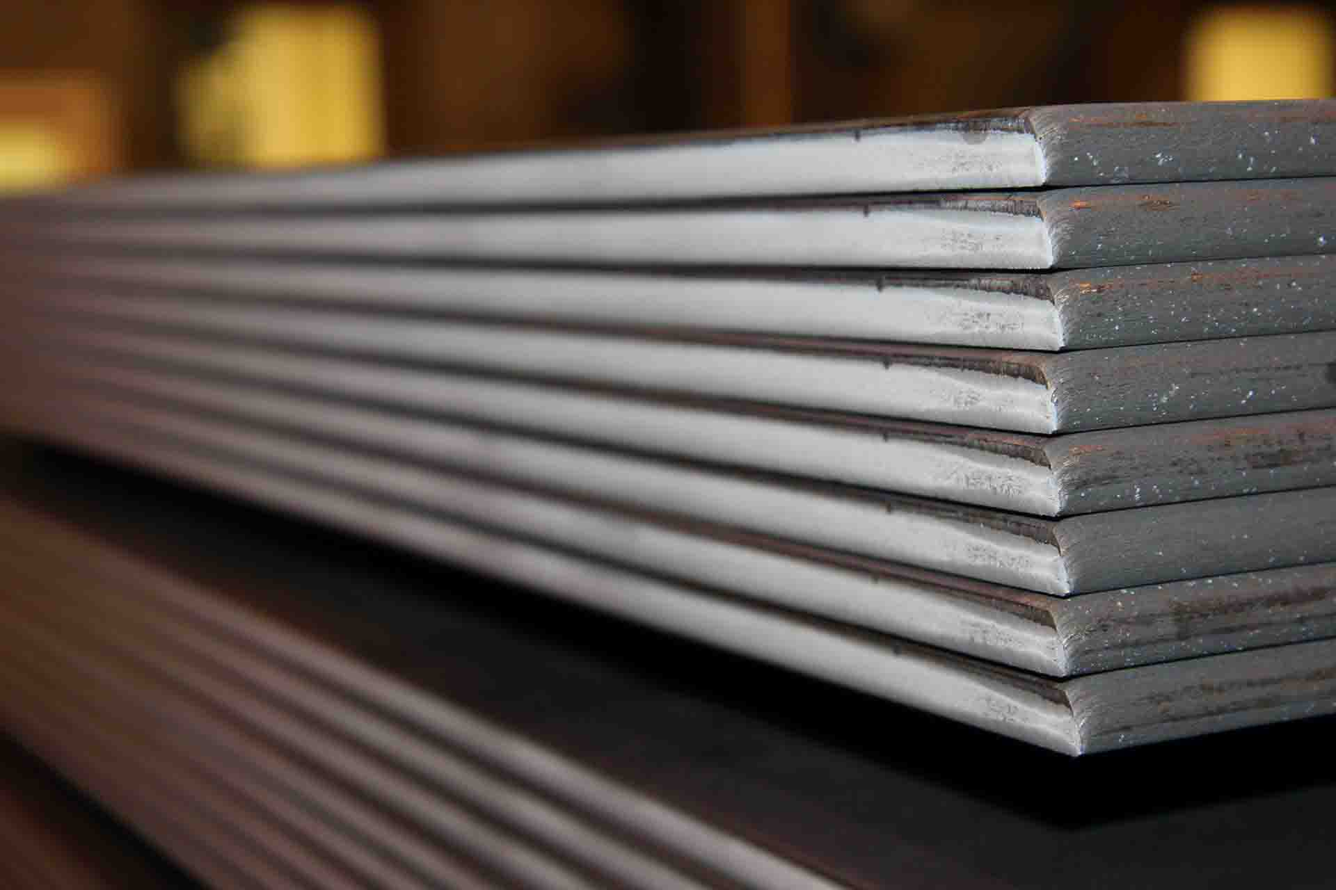 1 inch thick cut-to-length plate