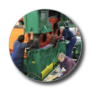 Field-Service-Engineering for Coil Processing Equipment