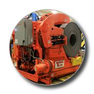 Material-Handling for Coil Processing Equipment Lines