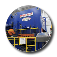 Roller & Stretch Leveling for Coil Processing Lines