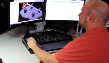 engineering for steel processing equipment builder
