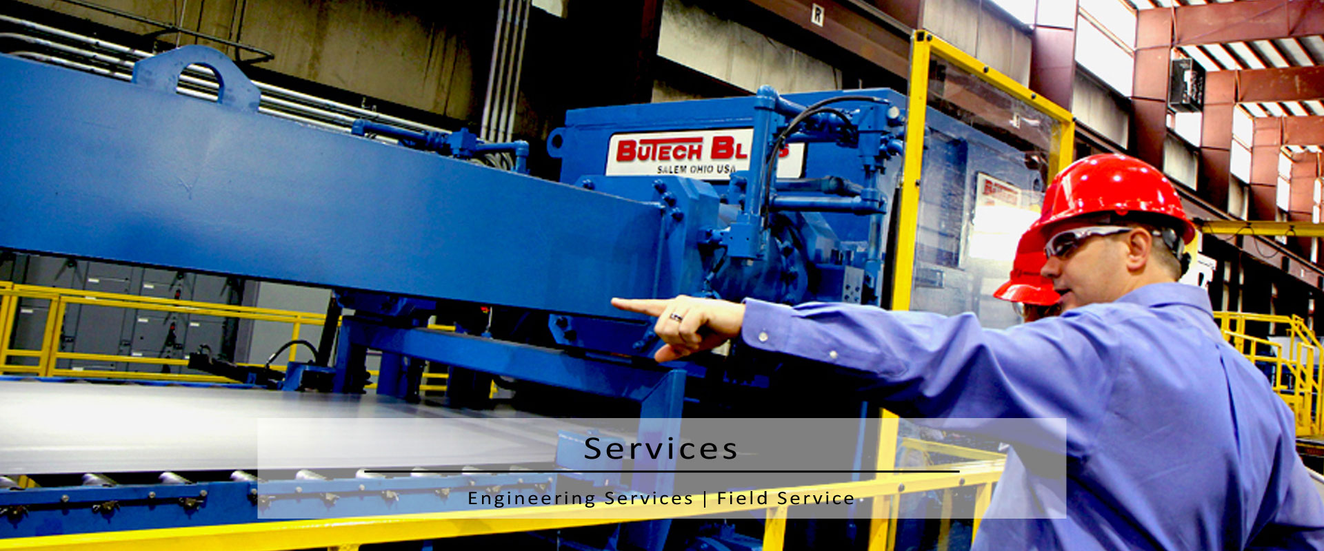 engineering services-field service
